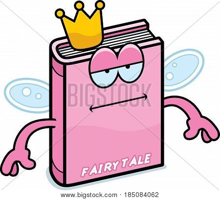 Cartoon Fairy Tale Bored