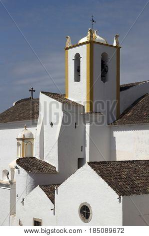 Igreja de Santiago (Santiago Church), Tavira, Algarve, Portugal