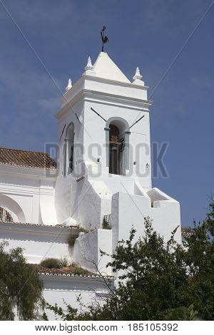 Church of Santa Maria do Castelo Tavira Algarve Portugal