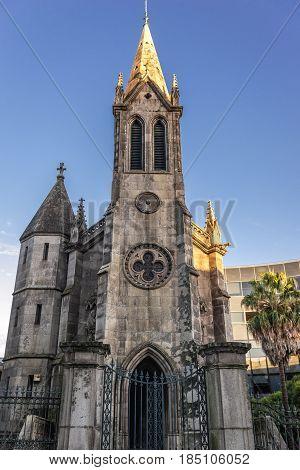 Divine Heart of Jesus Chapel in Porto Portugal