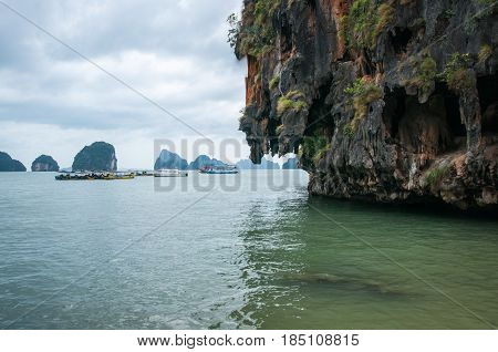 James Bond Island, Prang Na In Thailand