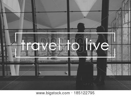 Journey Trip Voyage Departure Word