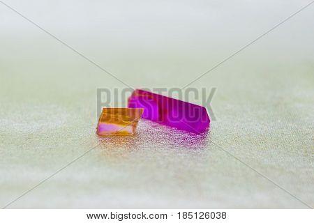 Epoxy Resin Crystals