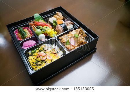 Japanese Delivery Lunch Box For Convenience Dining