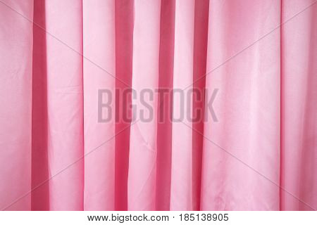 pink curtains background or pink curtains texture