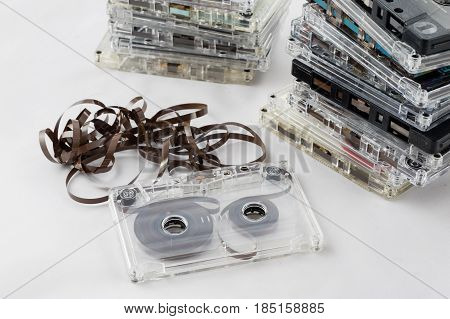 Cassette, Looking For Old Pieces From The 70's