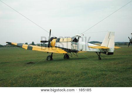 Airplane, Ready To Start