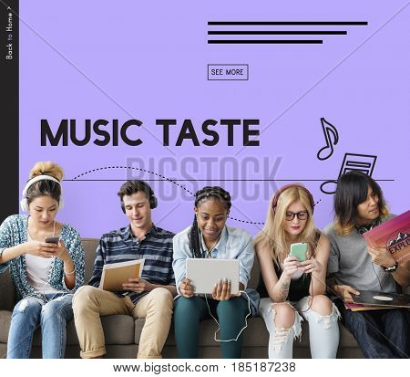 Music Taste Genre Kind Type Rhythm Melody