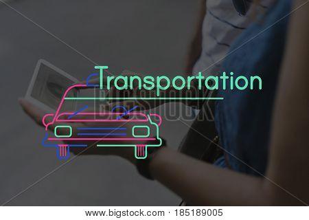 People Travel Transportation Vehicular