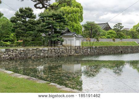 Nijo Castle Inner Moat