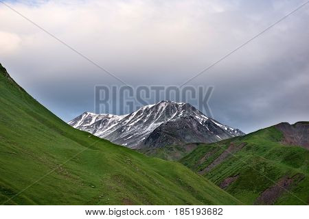 Mountains Of The Caucasus