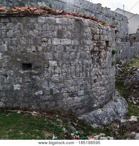 Part Of Fort Imperijal