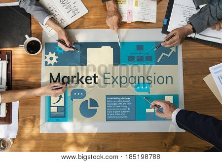 Business Plan Investment Expansion Concept