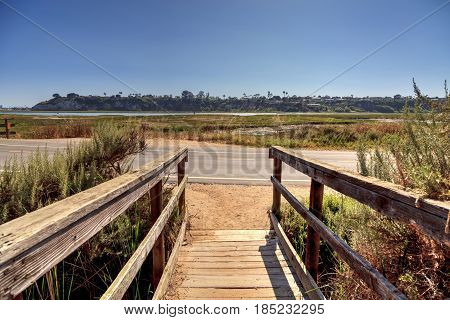 Newport Back Bay Loop Hiking Trail