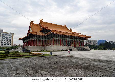 the impressive City of Taipei in Taiwan