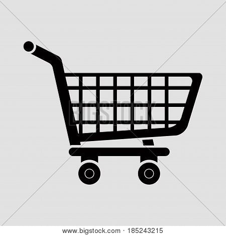 icon truck sale purchase purchase in the online store editable vector image