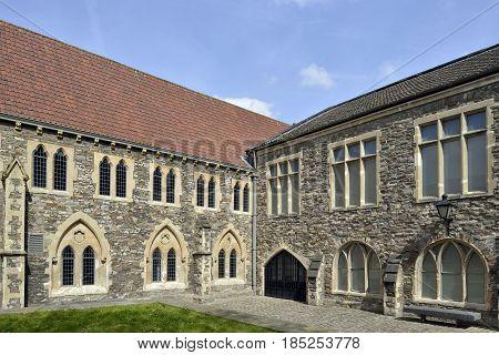 Quakers Friars