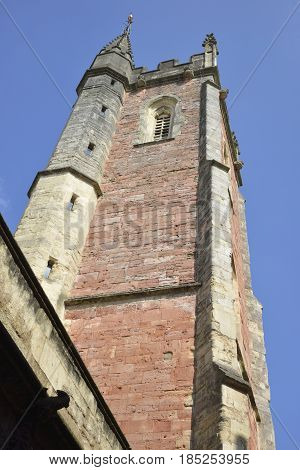 Tower Of St. Mark's Church