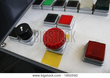 Printer Machine Console