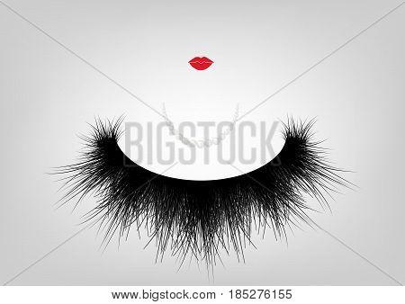 Beauty Concept, beauty salon, jewellery , woman Silhouette, Vector illustration