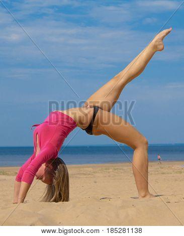 Beach Beauty Woman