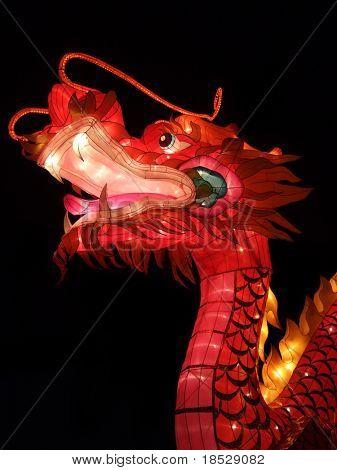 Dragon Lantern Chinese New Year Festival