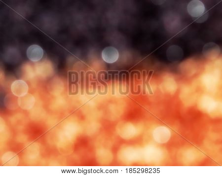 nice fuzzy red and black background with reflections and sparkles