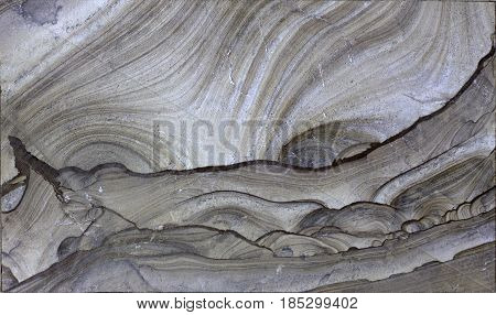 Surface Of Decorative Stone Material Texture Background.
