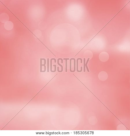 pink background with many cicle hollyday abstract