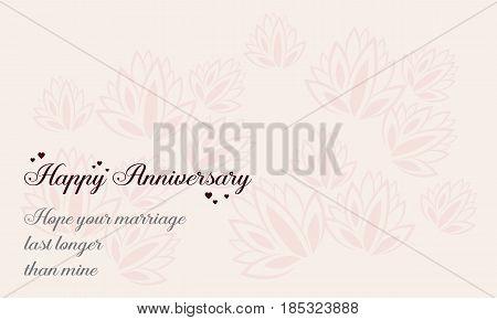Vector illustration wedding card design collection stock