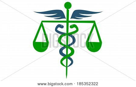 This image describe about Caduceus Health Balance