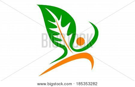 This image describe about Health Herbal Template