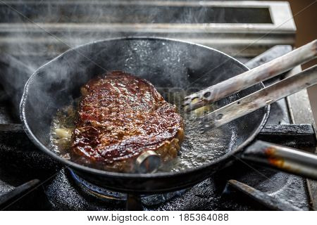 Fried Pork Steak