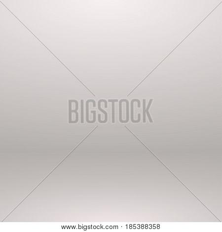 Studio gradient background. Abstract gray vector copyspace.