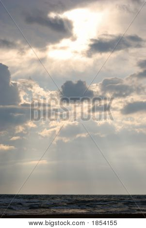 Skyscape - Clouds In The Sky