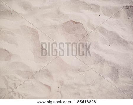 Fine White Beach Sand