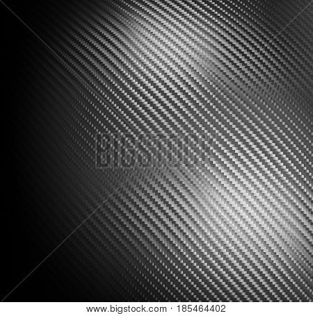 3d image of golden carbon fiber texture