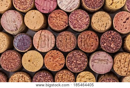wine cork stopper background image