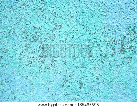 Light turquoise wall texture for background old