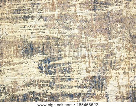 Wall Texture, Light Brown Background For Design
