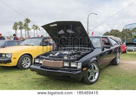Toyota Celica 1980 On Display