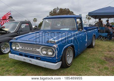 Toyota Stout 1967 On Display