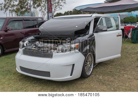 Scion Xb 2008 On Display