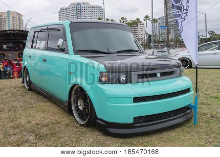 Scion Xb On Display