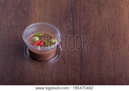 Shrimp-paste Sauce