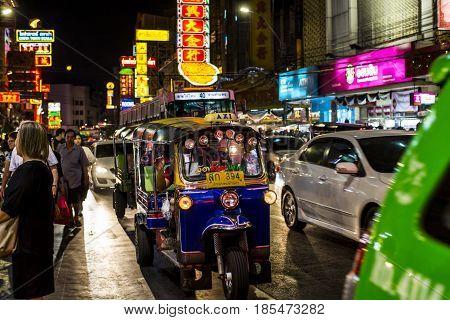 Bangkok Chinatown