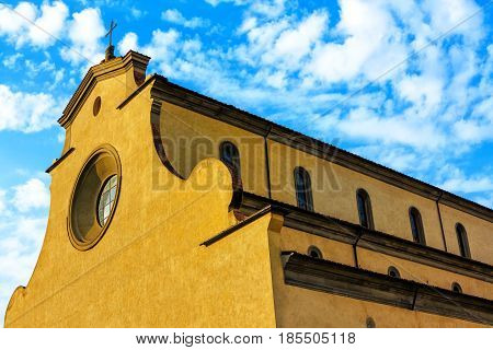 Santo Spirito (La basilica di Santa Maria del Santo Spirito) is a Renaissance church with an Augustinian monastery in the Oltrarno district of Florence and bears the title of a Basilica minor, Italy