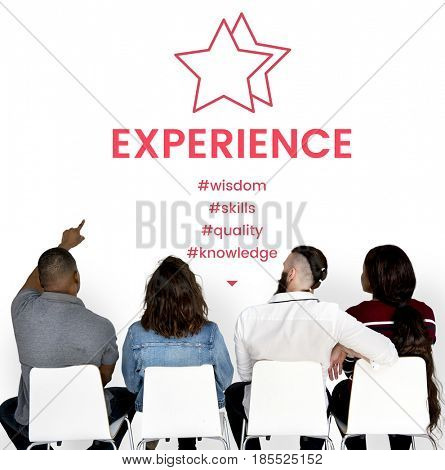 Experience Intelligence Quality Knowledge Concept
