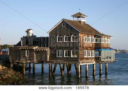 Building On The Water