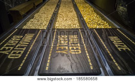 Tullamore Dew Whiskey Distillery Tour